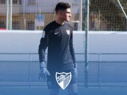 Portero Talent 380 del Málaga FC