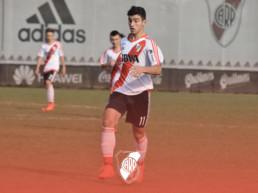 Felipe Salomoni jugador Talent del River Plate