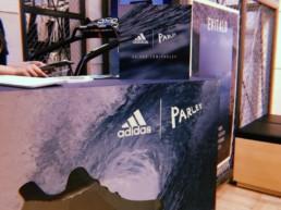 Activación Parley Adidas