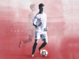 Carmona nuevo jugador talent de 380amk