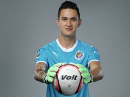 RAúl Gudiño portero del Chivas