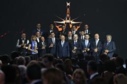 Iker Casillas en los Premios Dragón de Oro