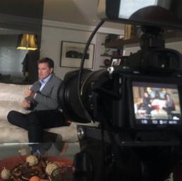 Entrevista de Michel González Collymore Show
