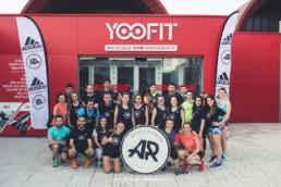 Entrenamiento de Adidas Runners en Yoofit