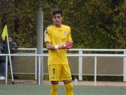 David García López portero del Real Valladolid