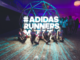 Adidas Runners Madrid evento Solarboost