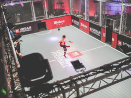Evento Mahou Urban Football Freestyler