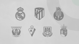 Escudos de equipos de futbol