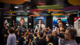 Evento Sportium de Iker Casillas