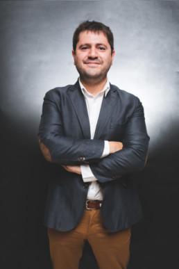 Alberto Hurtado es Legal Manager