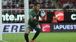Raul Gudiño jugando