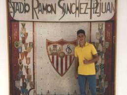 Carmona renueva en Ramón Sanchez Pizjuan