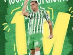 Joaquin Sánchez alcanza 1 millón de seguidores en Instagram