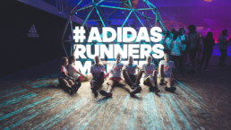 Evento Adidas Runners Solarboost