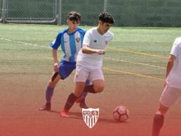 Manu Sanchez jugador del Sevilla