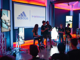 solardrive adidas intersport evento deportivo